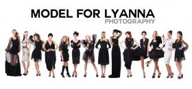 "VIGINTY Couture KOLEKCIJAS KLEITAS PROJEKTAM ""MODEL FOR LYANNA PHOTOGRAPHY"""